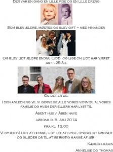 Invitation 5. juli 2014 - 1